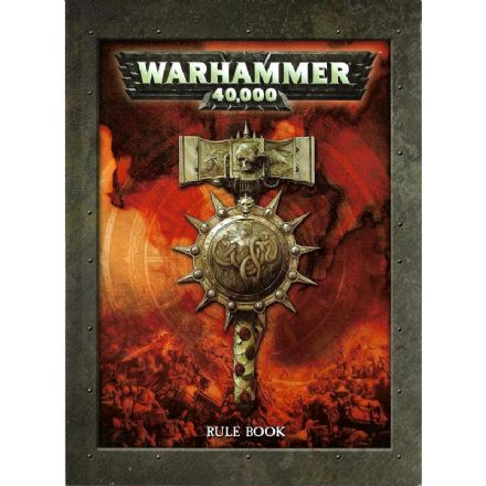 Warhammer 40,000 Rule Book (A5) Assault on Black Reach